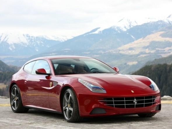 2012 Ferrari FF Revolutionary 4-seater FWD V12 Exceptional ...