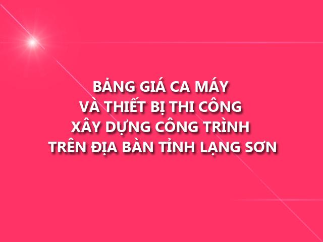 Quyết định 788/QĐ-UBND ngày 27/4/2018 của tỉnh Lạng Sơn