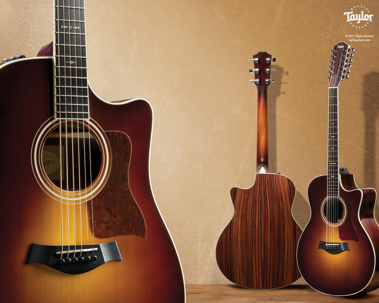 taylor guitars wallpapers - photo #10