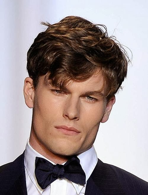 Bcn Hairstyles Wavy Mens Hairstyles