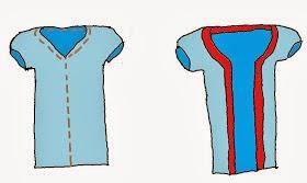 Bluzu Boleraya Çevirmek