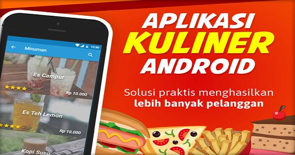 Aplikasi Kuliner Andorid