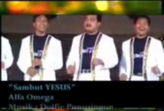 Download Lagu Natal Alfa dan Omega 2017 Sambut Yesus