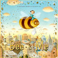 Bee & Me Cover Alison Jay