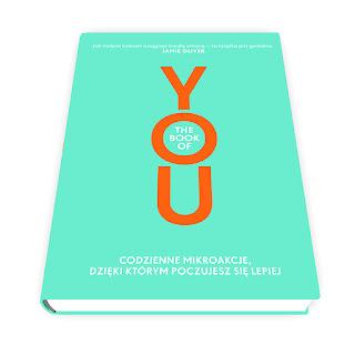 """Bo życie to suma wielu mikroakcji. """"Book of YOU"""" – książka współautorstwa Jamiego Olivera już 15 czerwca w Polsce!"""