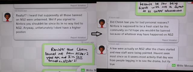 KEZAY interview NSider2 Ninfora banned users unbanned