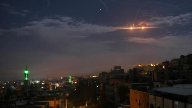 "Rusia se pronuncia contra ""ataques arbitrarios"" de Israel a Siria"