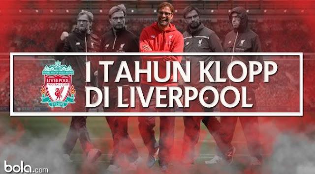 Perubahan Liverpool Semenjak Kepemimpinan Rodgers ke Klopp