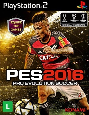Download PES 2016 Gratis