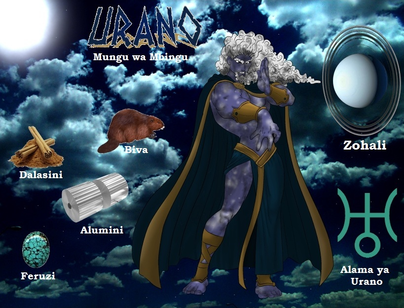 The gallery for --> Uranus God Of The Sky