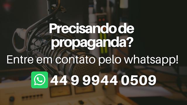 gravação propaganda cianorte