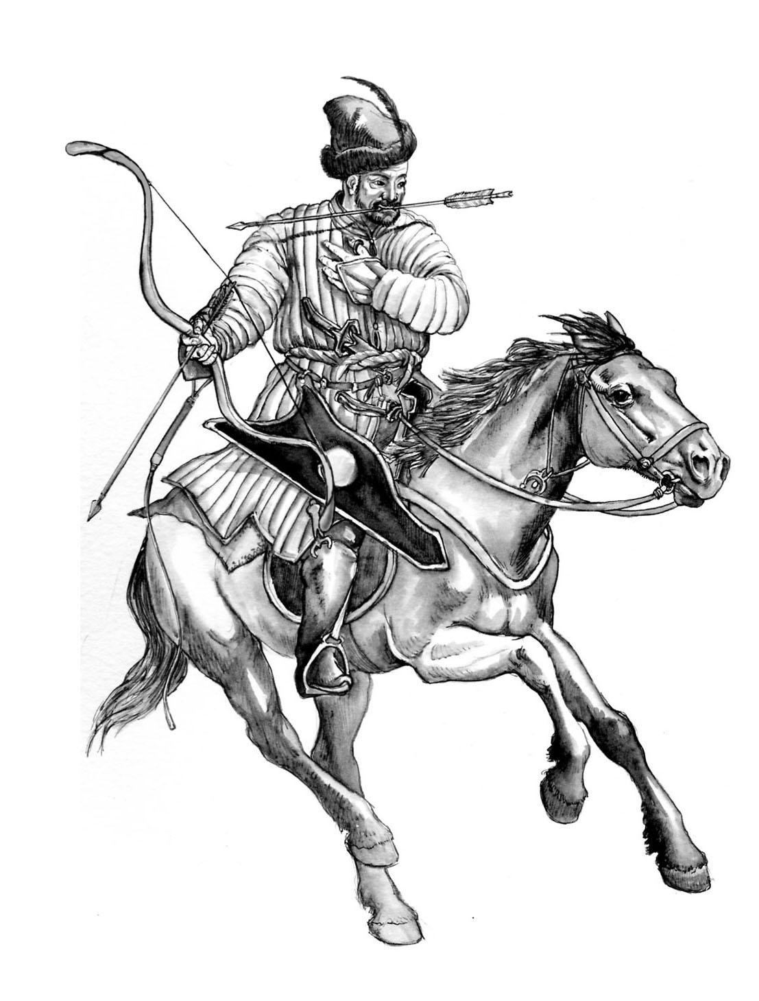 Crimean Tatar Bow