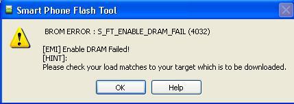 Penyebab Sp Flash Tool ERROR Saat Flashing   Droid Software