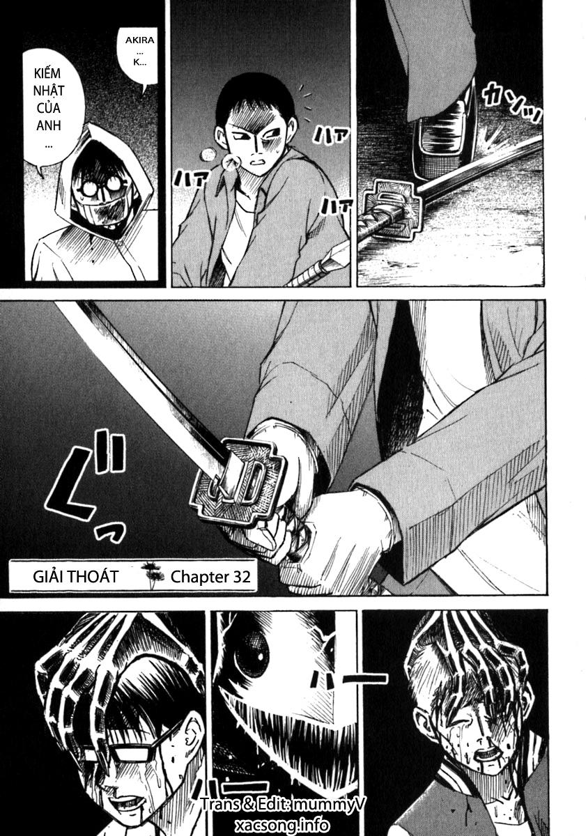 Higanjima chapter 32 trang 1