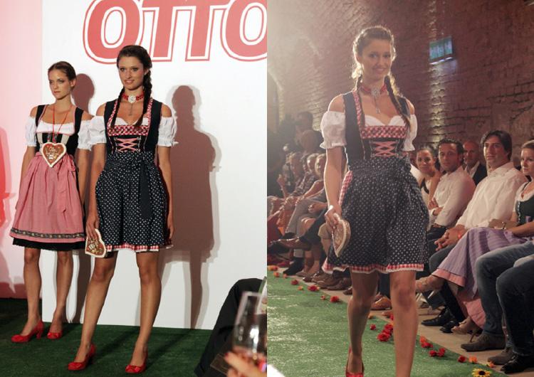 Claudia Loves Fashion Otto Macht In Dirndln