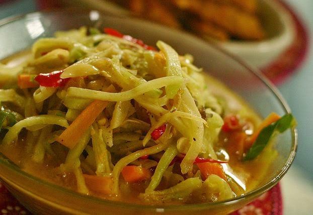 Resep Dan Cara Memasak Sayur Rebung Santan Pedas