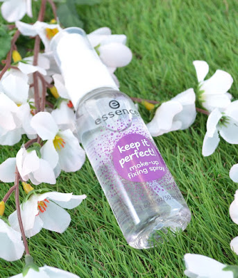 Essence keep it perfect! make-up fixing spray