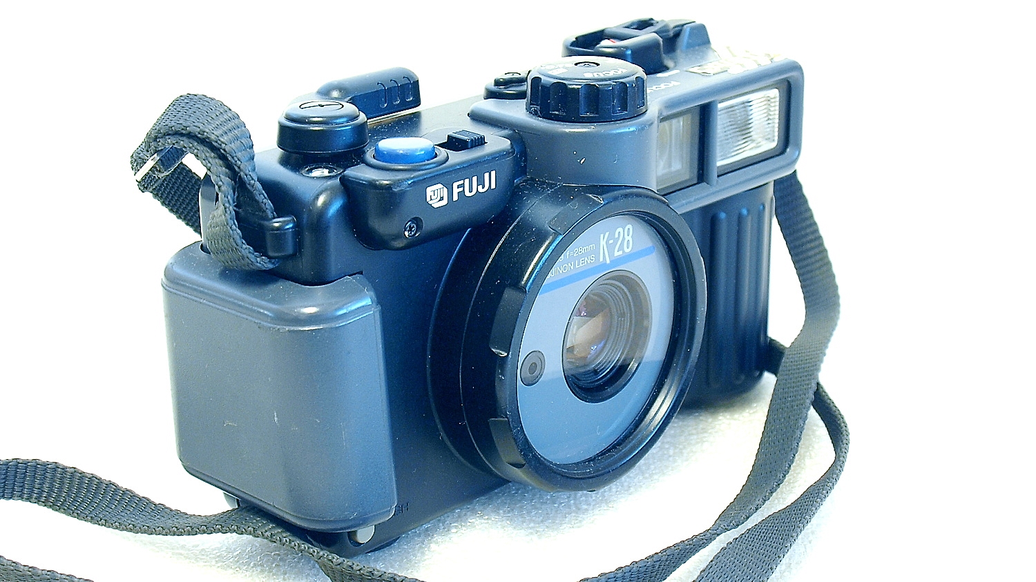 Fuji K-28 MF Construction Camera #370