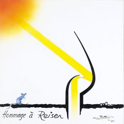 Jean-marc Reiser, 1983, Guy Rottier