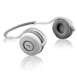 NoiseHush NS400-11940 Bluetooth Stereo Headset with Case