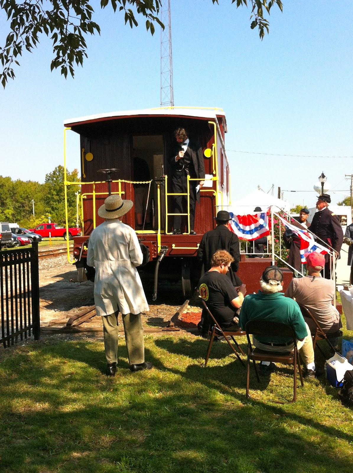 Lincoln Fall Craft Festival