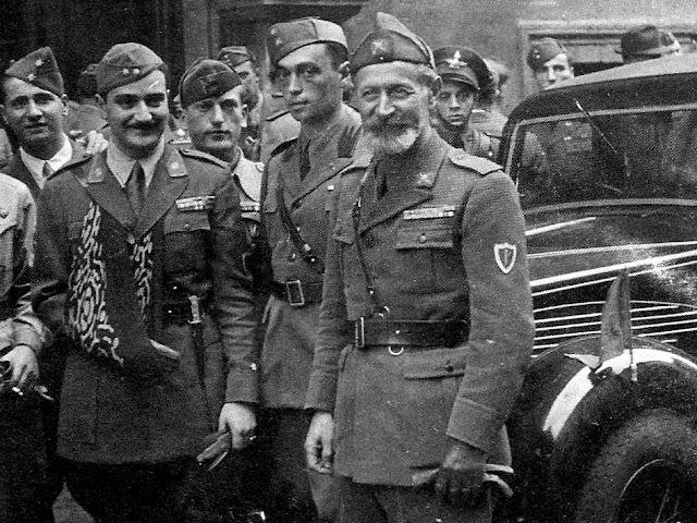 7 February 1941 worldwartwo.filminspector.com General Bergonzoli Electric Whiskers