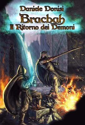 """Ti segnalo un libro: """"Bracbah: il ritorno dei demoni"""" di Daniele Donisi"""