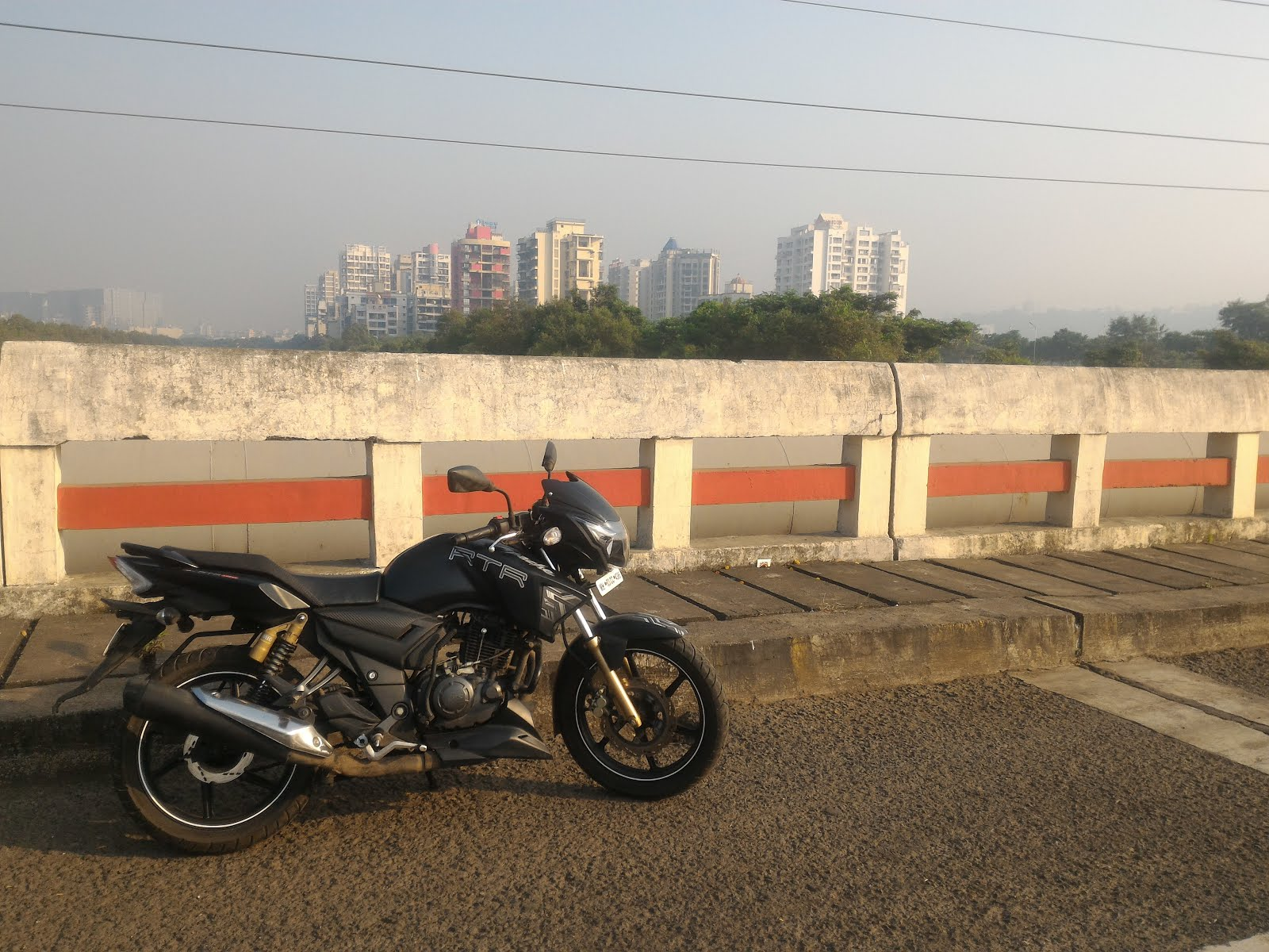 2chakri: TVS Apache RTR 180 Ownership Review