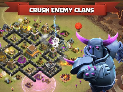 Download Clash of Clans v8.212.12 Terbaru
