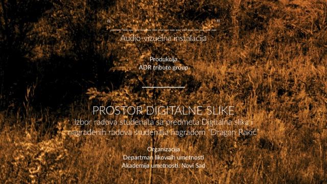 "Retrospektivna izložba Dragana Rakića - ""Jedan, uno, one, ein"""