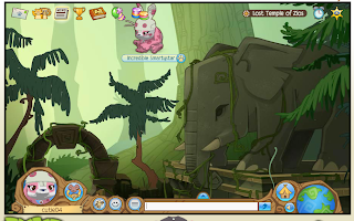 Image result for animal jam elephant statue