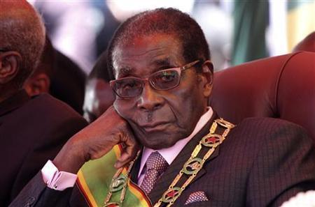 Zimbabwe Activist Arrested For Saying Mugabe Is 'Walking-Dead'