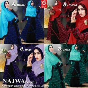 Baju Muslim Wanita Perhiasan Hijab Bukalapak