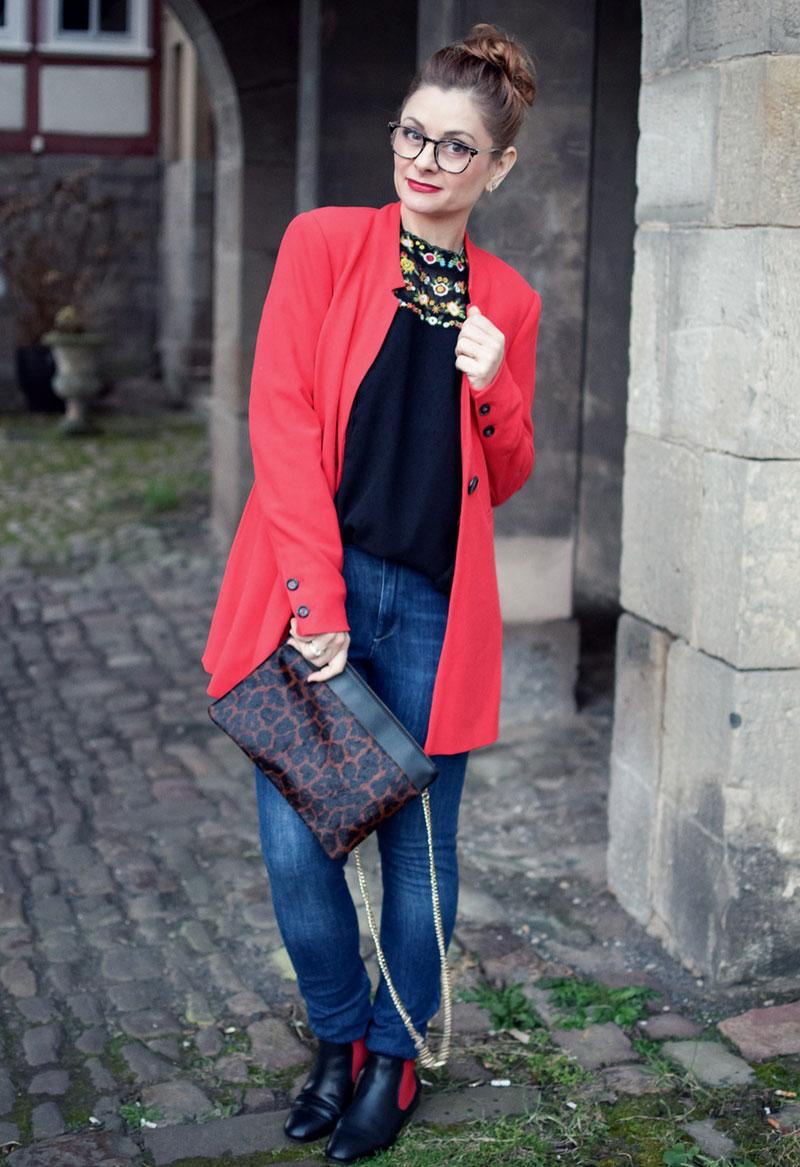 Outfit für den Valentinstag, was trage ich am Valentinstag, rot am Valentinstag