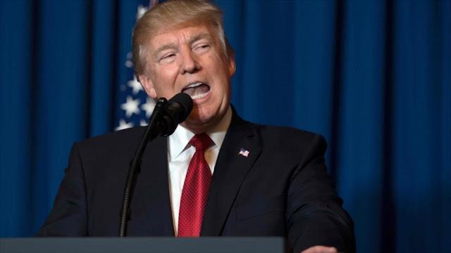 Trump explica por qué no destruyó pista de aterrizaje de base siria