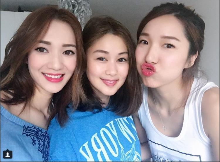 Asian E-News Portal: Leanne Li treated meal to Christine
