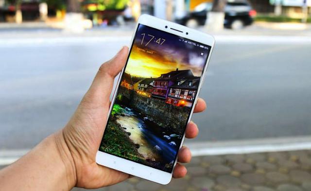Đánh giá điện thoại Xiaomi Mi Max (6)