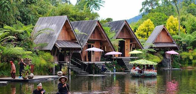 Wisata Dusun Bambu Di Kota Bandung