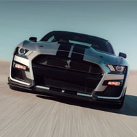 Ford 2020 Mustang Shelby GT500