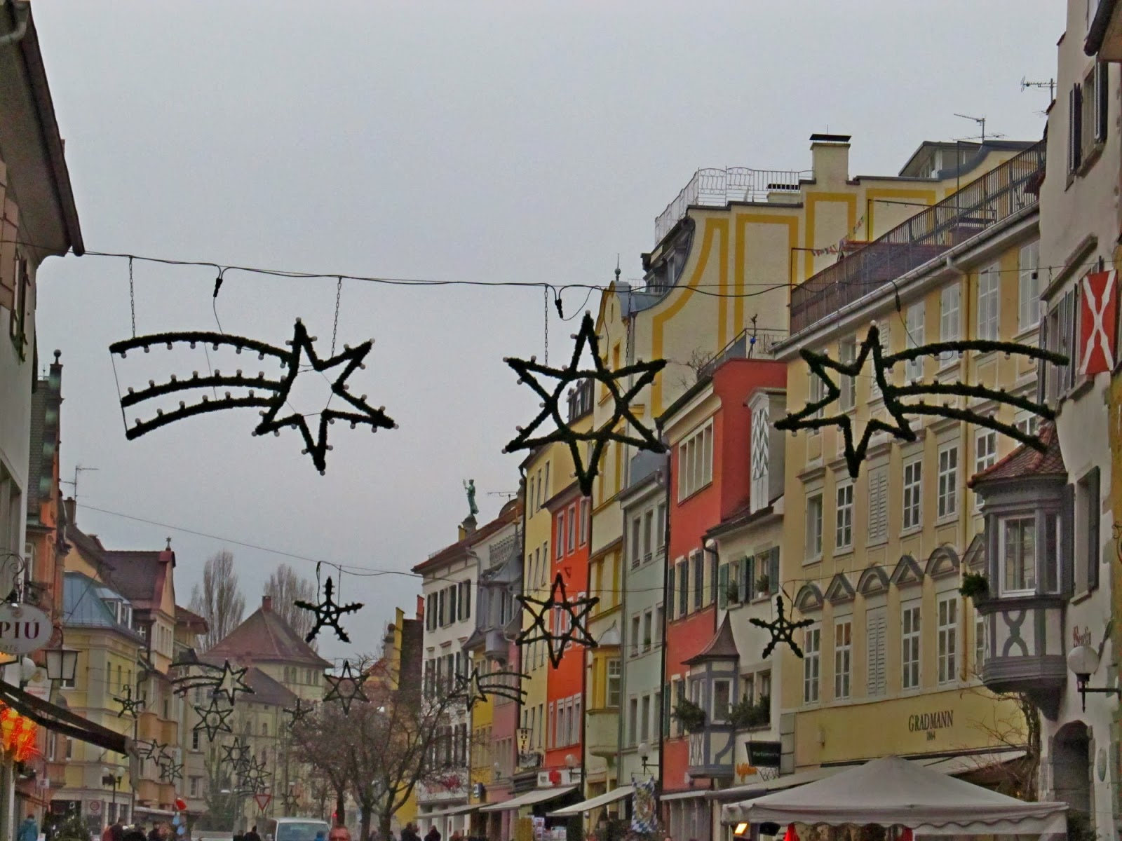 Lindau Weihnachtsmarkt.Dies Und Das Lindauer Hafenweihnacht