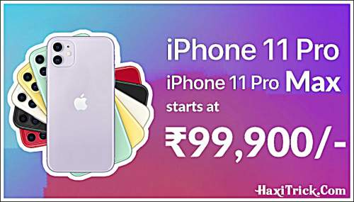 IPhone 11 Pro Max Kab Launch Hoga Kitne Ka Hai Price Feature 2019
