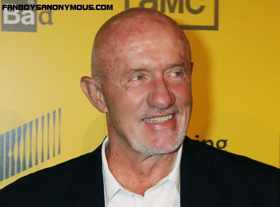 Jonathan Banks returns to Breaking Bad spin off Better Call Saul as Mike Ehrmentraut