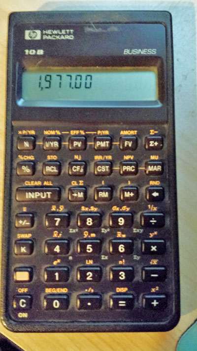 Eddie S Math And Calculator Blog Retro Review Hp 10b