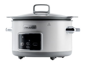 Vas de gatit ceramic Slow Cooker 5l