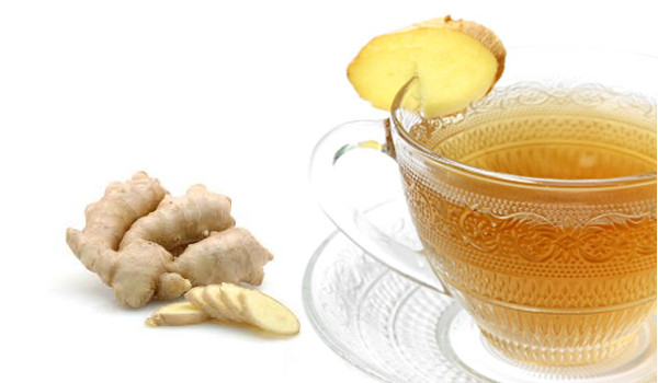 ginger tea, ginger
