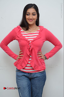 Telugu Actress Mouryani Latest Pos in Blue Denim Jeans  0019.JPG
