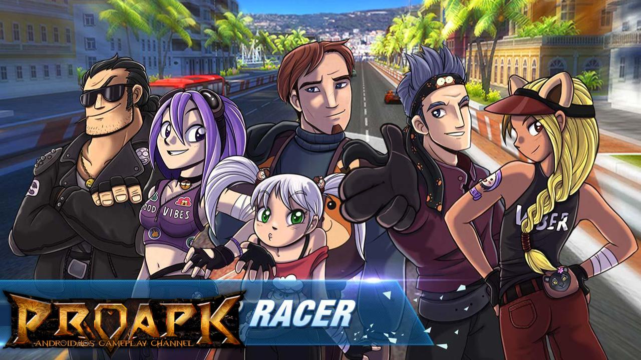 Viber Infinite Racer