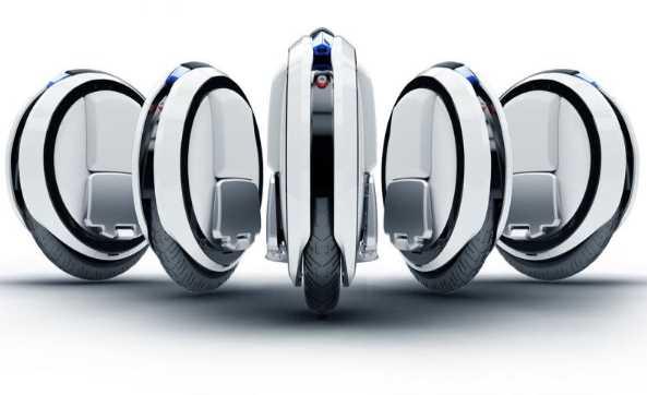 Wow! Roda Futuristik Yang Membuatmu Takjub