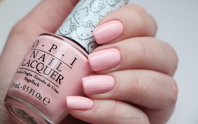OPI Hello Kitty весна 2016 /