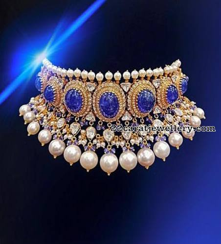 Kundan Chokers by Umrao Jewels